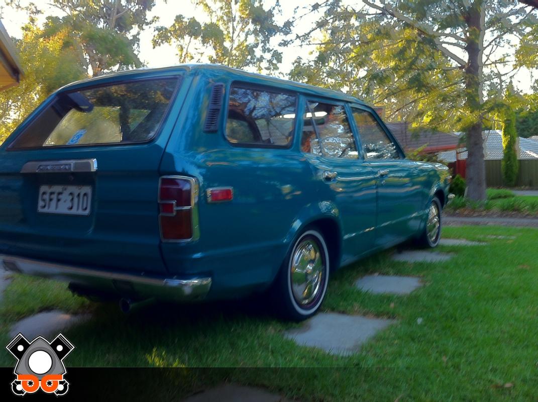 Vehicles For Sale: 1975 Mazda 808 Wagon