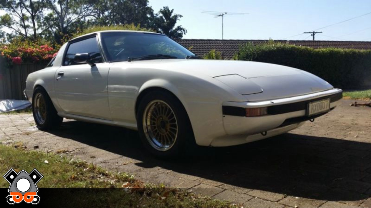 1981 mazda rx7 cars for sale pride and joy. Black Bedroom Furniture Sets. Home Design Ideas