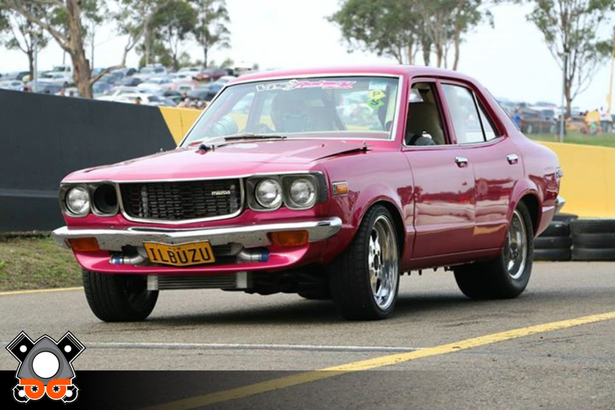 1972 mazda rx3 cars for sale pride and joy. Black Bedroom Furniture Sets. Home Design Ideas