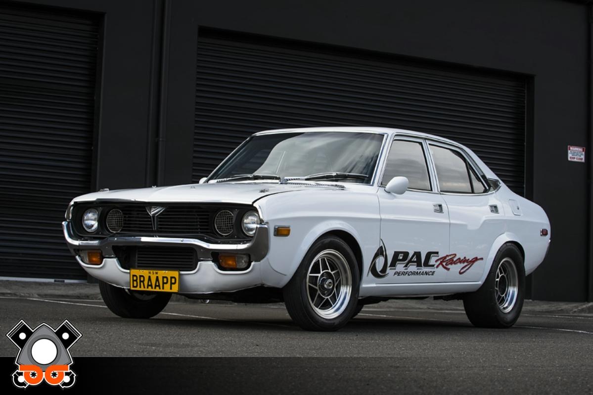 1973 Mazda Rx4 Sedan Cars For Sale Pride And Joy