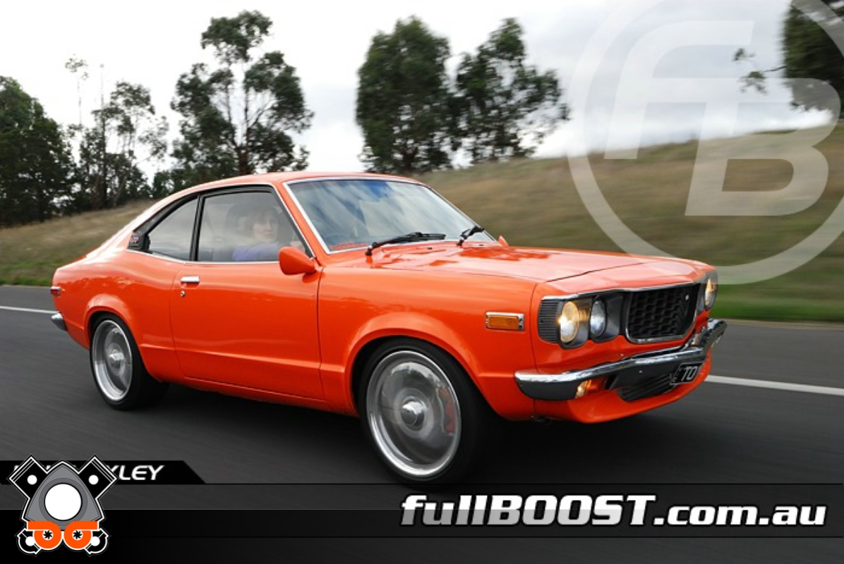 1972 Mazda Rx3 808 Cars For Sale Pride And Joy