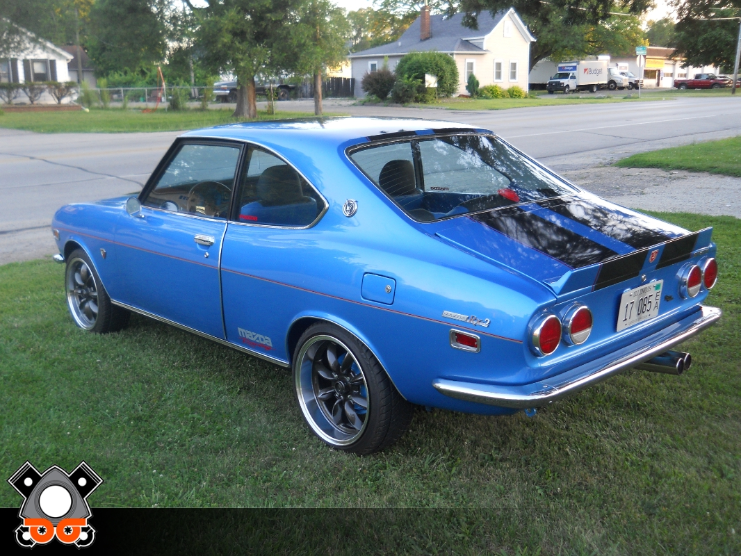 1972 Mazda Rx2 Cars For Sale Pride And Joy