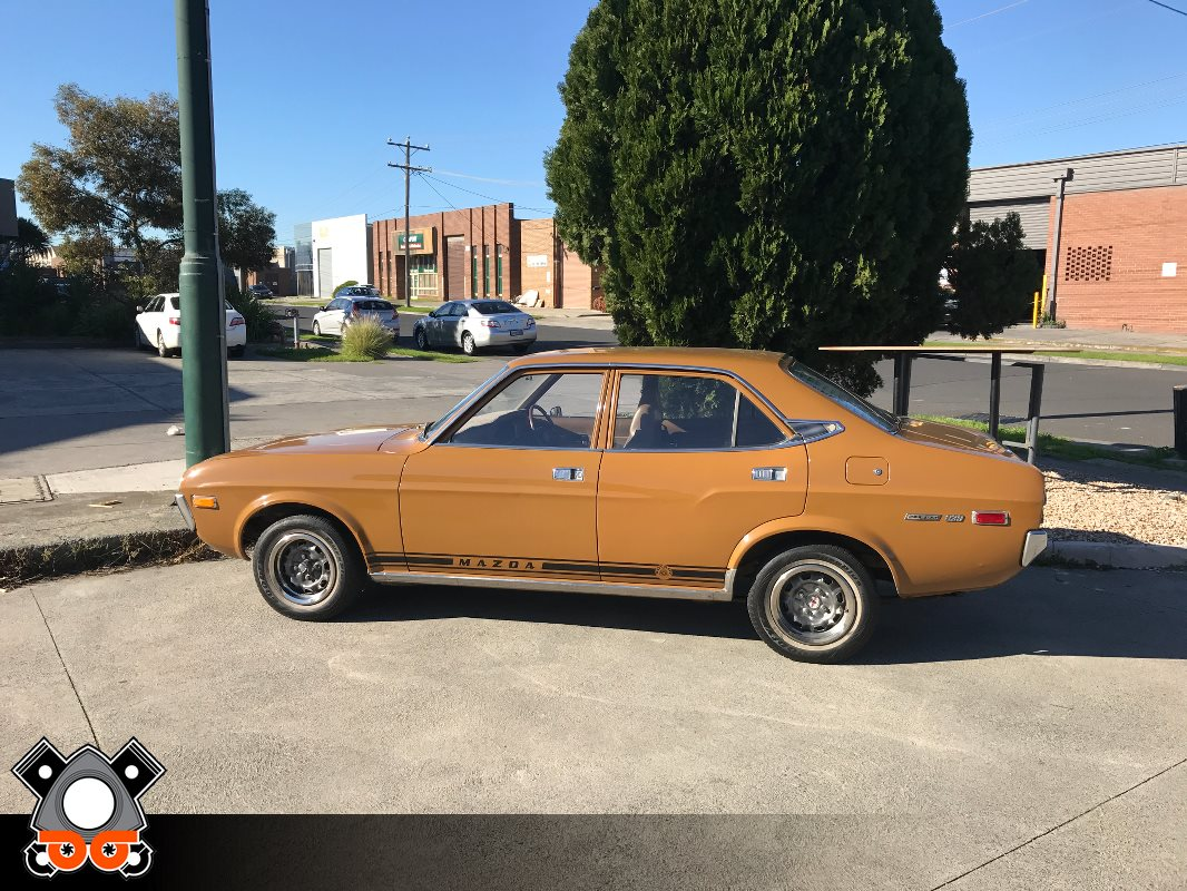 Vehicles For Sale: 1975 Mazda 929/ RX4