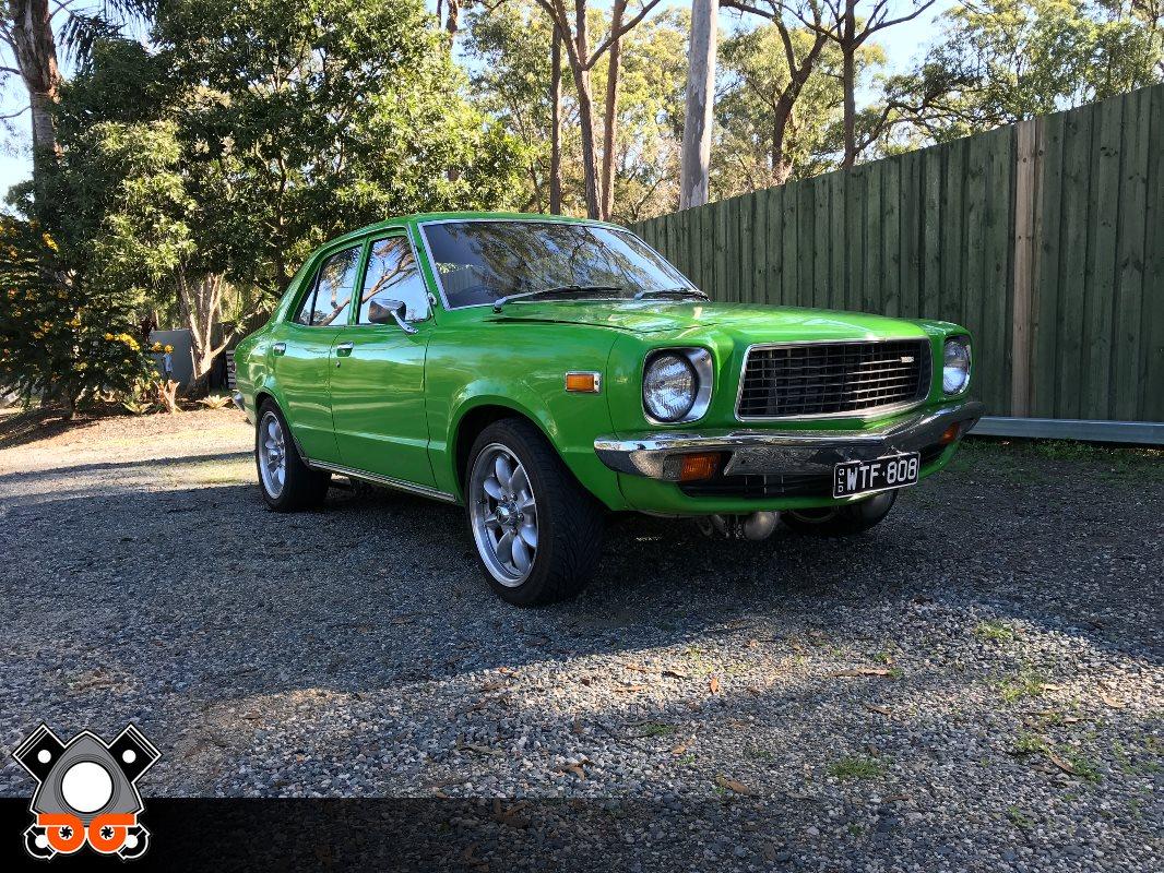 Mazda Green Bay >> 1976 Mazda 808   Cars for Sale   Pride and Joy