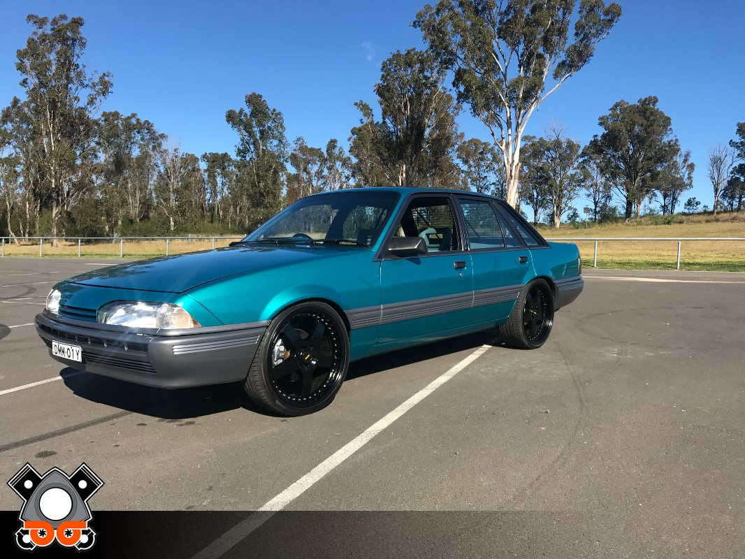 1986 Holden Vl: 1986 Holden Vl Commodore