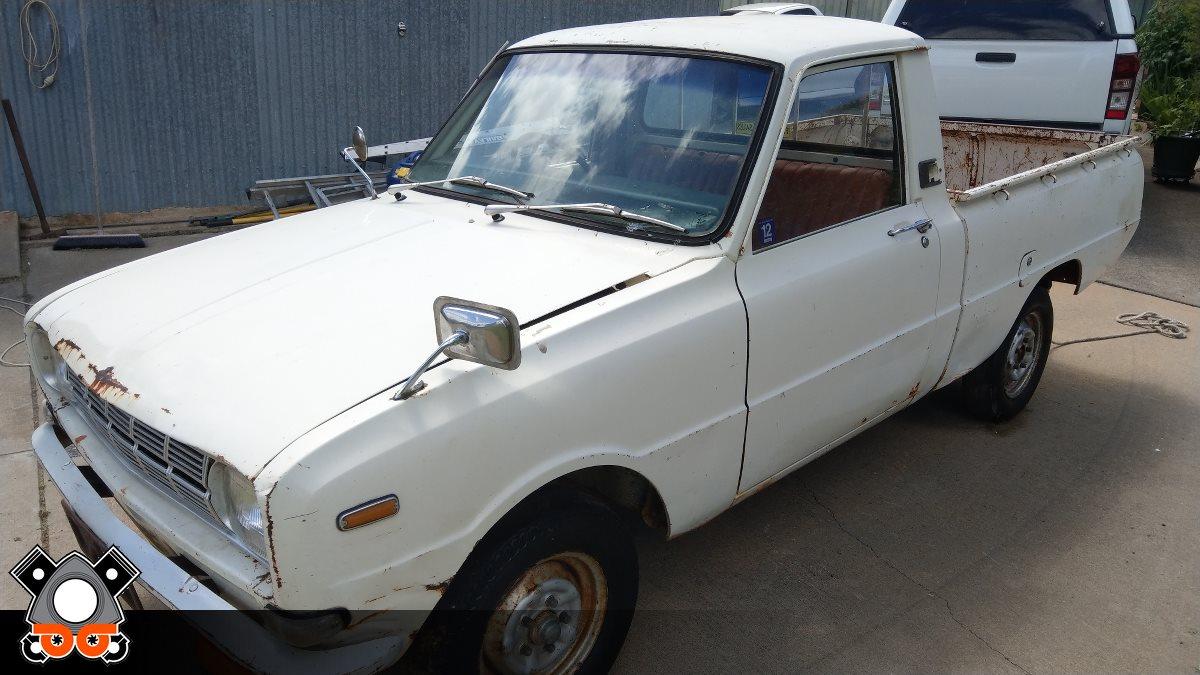 1976 mazda 1000 cars for sale pride and joy. Black Bedroom Furniture Sets. Home Design Ideas